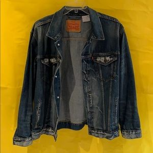 Men's Levi Trucker Jacket